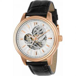 Invicta 22579 Men's Objet D Art Automatic Silver Dial Watch