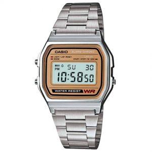 Casio A158WEA-9 Men's Casual Classic Digital Bracelet
