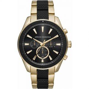 Armani Exchange AX1814 Men's Chronograph Two-Tone Bracelet Watch
