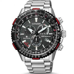 Citizen CB5001-57E Men's Promaster Eco-Drive Radio Controlled Chronograph Watch