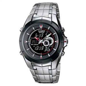 Casio EFA119BK-1AV  Men's Ana-Digi Edifice Stainless Steel Medium Size Watch