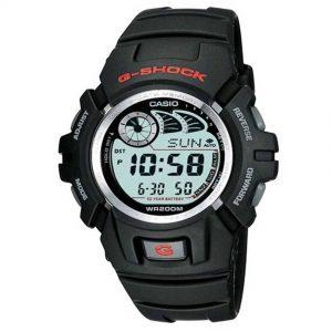 Casio G-2900F-1V Men's G Shock Black Rubber Watch