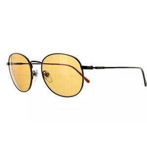 Jack Spade Franklin/S 0Y44 Shiny Brown Frame Ornage Lens Sunglasses
