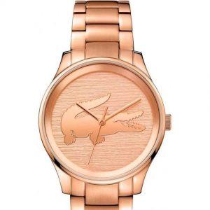 Lacoste 2001015 Women's VICTORIA Rose Gold Bracelet Watch