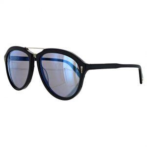 Vilebrequin Dash 1722120 Unisex Aviator Frame Blue Mirror Lens Sunglasses