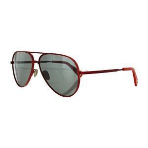 Vilebrequin Sump 1722123 Unisex Red Frame Sunglasses
